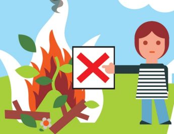 Le brûlage à l'air libre des déchets verts : une pratique très polluante interdite partout en Hauts-de-France